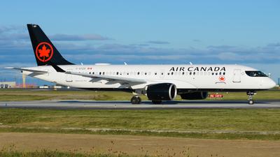 C-GTZS - Airbus A220-371 - Air Canada
