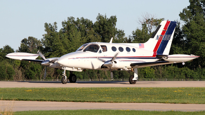 N710US - Cessna 414 - Private