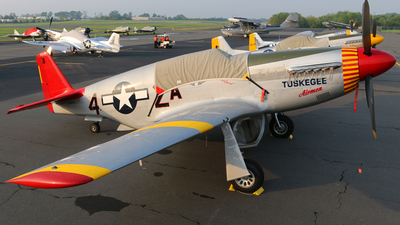 NL61429 - North American P-51C Mustang - Private