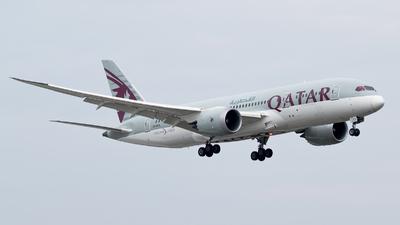 A picture of A7BCI - Boeing 7878 Dreamliner - Qatar Airways - © RAFAL KUKOWSKI