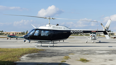 N209S - Bell 206B JetRanger - Private