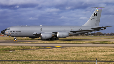 62-3540 - Boeing KC-135R Stratotanker - United States - US Air Force (USAF)