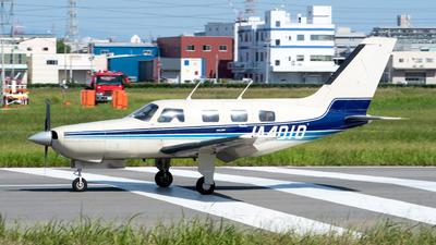 JA4010 - Piper PA-46-310P Malibu - Private
