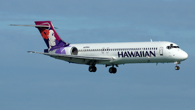 N479HA - Boeing 717-22A - Hawaiian Airlines