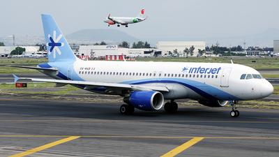 XA-WAB - Airbus A320-214 - Interjet