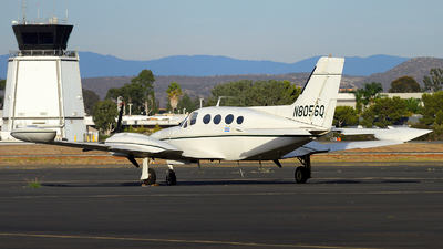 N8056Q - Cessna 421B Golden Eagle - Private
