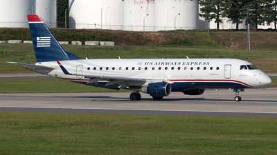 N128HQ - Embraer 170-200LR - US Airways Express (Republic Airlines)
