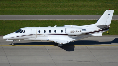 SE-RMR - Cessna 560XL Citation XLS - Private