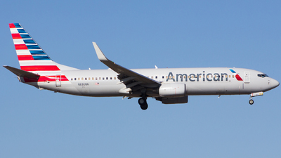 A picture of N830NN - Boeing 737823 - American Airlines - © Xiamen Air 849