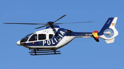 EC-KOA - Eurocopter EC 135P2i - Spain - National Police