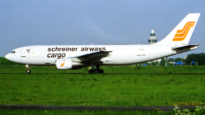 PH-SFL - Airbus A300B4-203(F) - Schreiner Airways Cargo