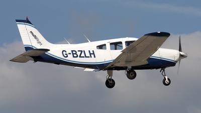 A picture of GBZLH - Piper PA28161 - [288316075] - © jim kew