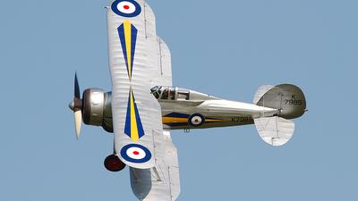 G-AMRK - Gloster Gladiator Mk.1 - Private