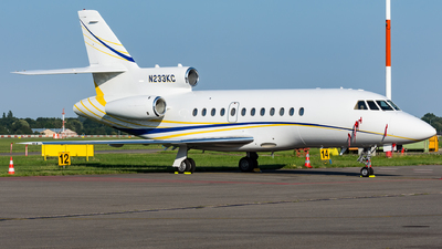 N233KC - Dassault Falcon 900 - Private