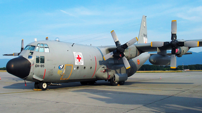 CH-05 - Lockheed C-130H Hercules - Belgium - Air Force