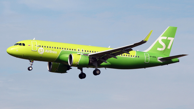 A picture of VPBTB - Airbus A320271N - S7 Airlines - © Florian Resech