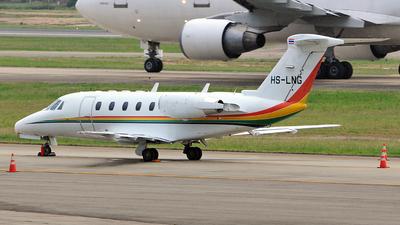 HS-LNG - Cessna 650 Citation VII - Private