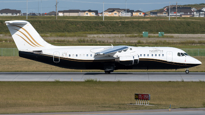 C-GSUI - British Aerospace Avro RJ100 - North Cariboo Air