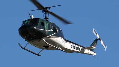 N71KP - Bell UH-1H Iroquois - United States - King County Sheriff