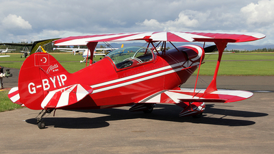 G-BYIP - Pitts S-2A Special - Private