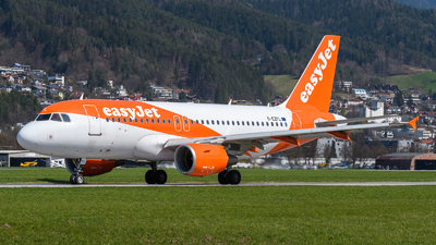 G-EZFL - Airbus A319-111 - easyJet