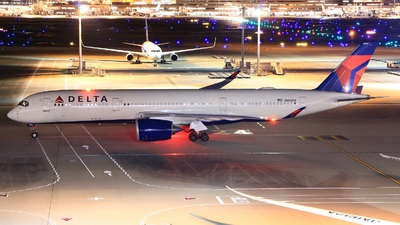 A picture of N506DN - Airbus A350941 - Delta Air Lines - © Kei -Danadinho AviãoSpotter-