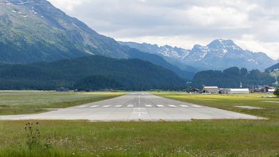 LSZS - Airport - Runway