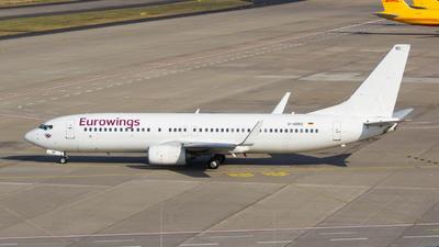 D-ABBD - Boeing 737-86J - Eurowings (TUI)