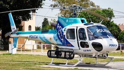 LQ-BIO - Helibrás AS-350B3 Esquilo - Argentina - Police of Buenos Aires