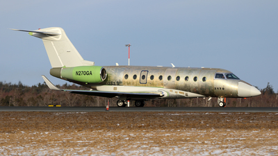N270GA - Gulfstream G280 - Private