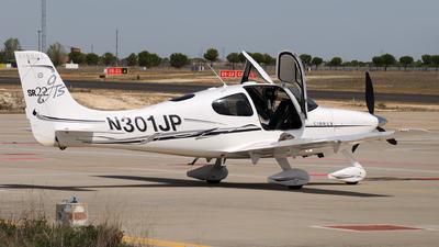 N310JP - Cirrus SR22-GTS - Private