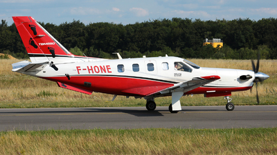 F-HONE - Socata TBM-850 - Private