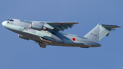 78-1205 - Kawasaki C-2 - Japan - Air Self Defence Force (JASDF)