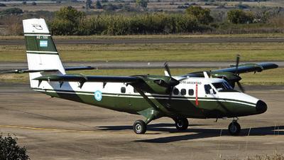 AE-106 - De Havilland Canada DHC-6-200 Twin Otter - Argentina - Army