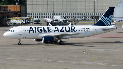 F-HAAF - Airbus A320-214 - Aigle Azur