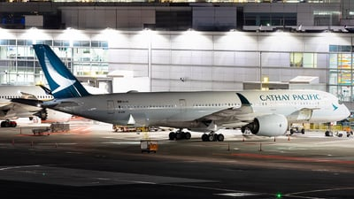 A picture of BLRD - Airbus A350941 - Cathay Pacific - © Gordon Leung | Gordon.280