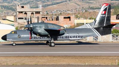 PNP-227 - Antonov An-32B - Perú - Police