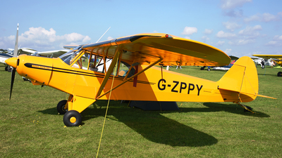 G-ZPPY - Piper L-18C Super Cub - Private
