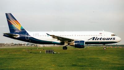 G-DACR - Airbus A320-231 - Airtours International Airways
