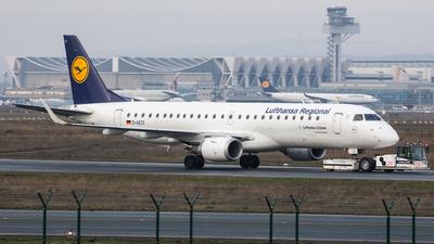 A picture of DAECI - Embraer E190LR - Lufthansa - © Oliver Sänger