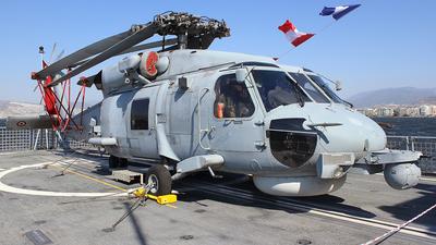 TCB-70 - Sikorsky S-70B-2 Seahawk - Turkey - Navy