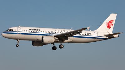 B-6846 - Airbus A320-214 - Air China