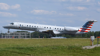 N642AE - Embraer ERJ-145LR - American Eagle (Piedmont Airlines)
