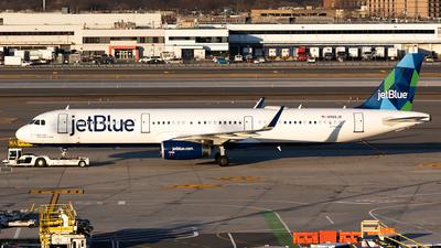 N986JB - Airbus A321-231 - jetBlue Airways