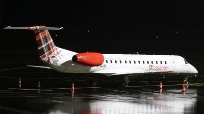 A picture of GSAJD - Embraer ERJ145EP - Loganair - © Peter Bakema