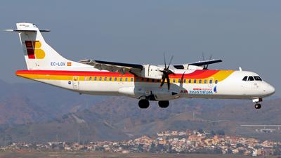 A picture of ECLQV - ATR 72600 - Iberia - © Peter Kesternich