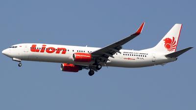 PK-LFL - Boeing 737-9GPER - Lion Air