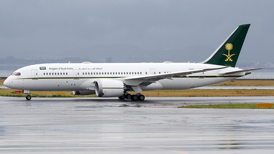 HZ-MF7 - Boeing 787-8(BBJ) Dreamliner - Saudi Arabia - Ministry of Finance