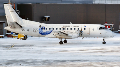 SE-LJS - Saab 340B - Air Leap