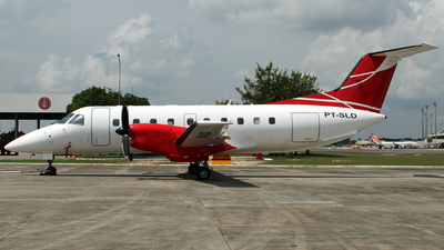 PT-SLD - Embraer EMB-120ER Brasília - Air Amazonia